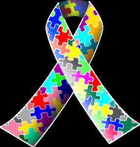 autisme lint ribbon
